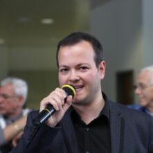 Max Foerster - Moderator und Sprecher