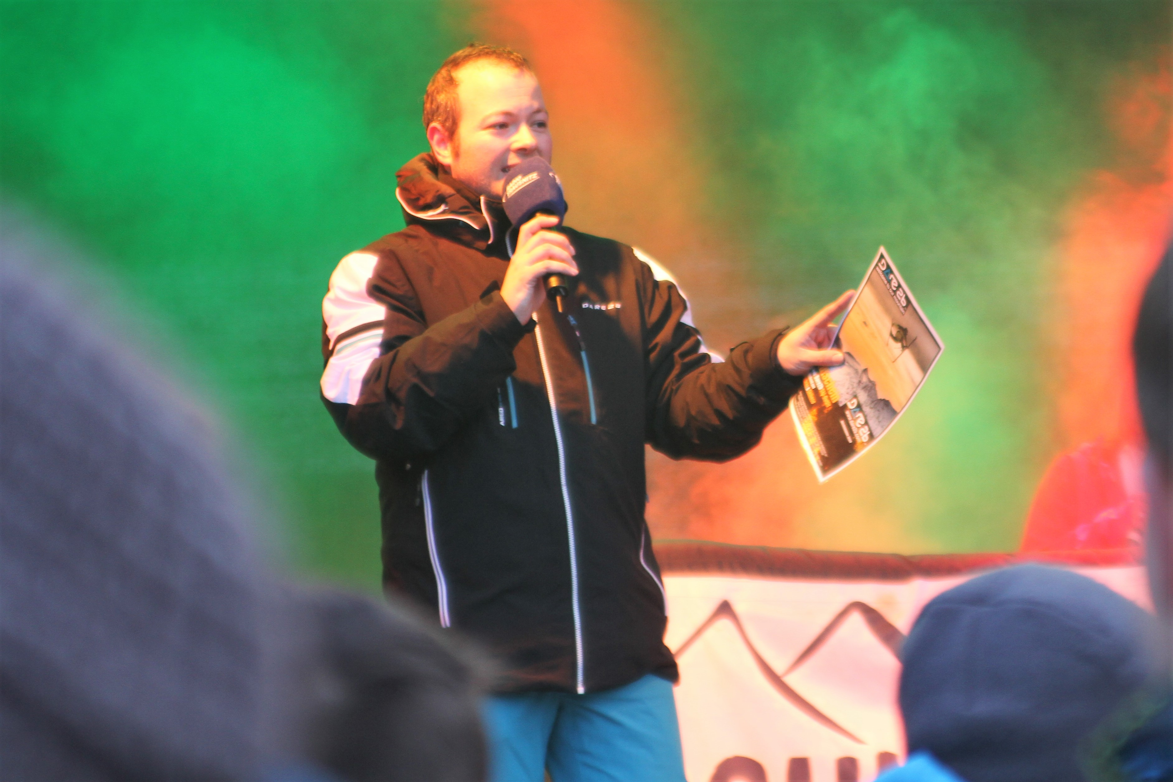 Pistenvergnügen und Apès-Ski mit Max Foerster